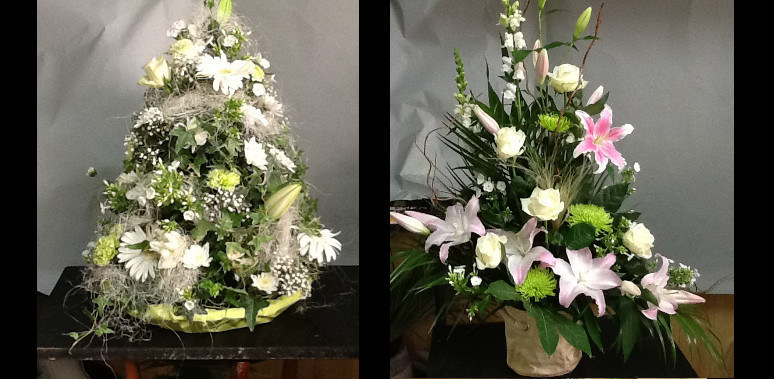 Mobile Web Composition De Fleurs Pornichet La Baule St Nazaire