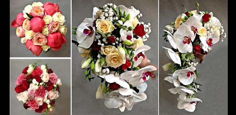 Bouquet de mariées