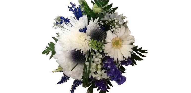 Fleuriste L Immaculee Joue Avec La Purete De Milliers De Fleurs