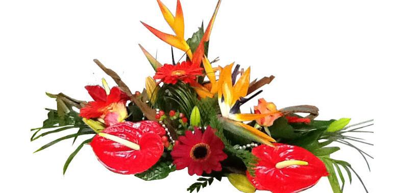 Fleurir Le Centre De Table De Votre Reception De Mariage