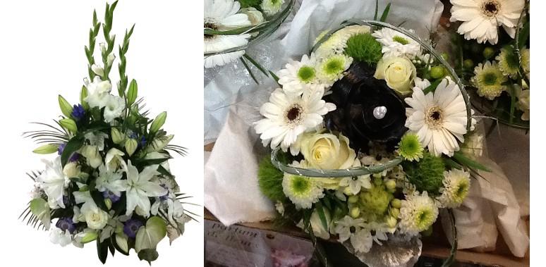 Fleuriste Mariage La Baule Cree Bouquet De Mariee